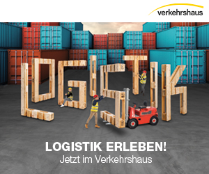 "Partnerschaft Verkehrshaus Luzern ""Logistik im Verkehrshaus bis 2024"""